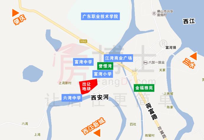 成交!龙光1.88亿竞得荷城地块,楼面价3231元/m²
