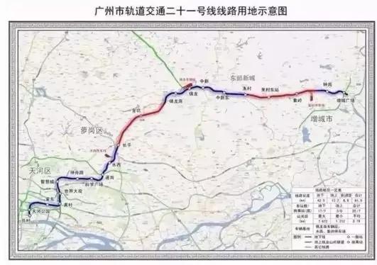 十四号线二期工程线路全长约11.